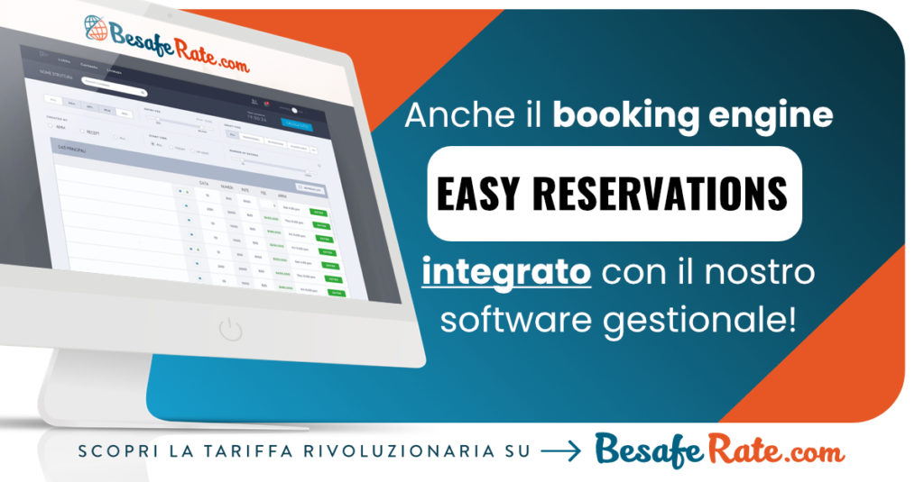 easy reservation & Besafe Rate